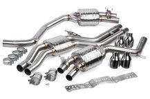 APR Catback Exhaust - 40T S C7