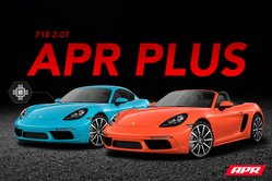 APR Plus Now Available for the 718 Boxster/Cayman 2.0T