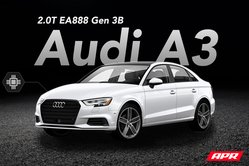 APR ECU Upgrade Now Available for the 2017+ Audi A3 2.0T EA888 Gen 3B