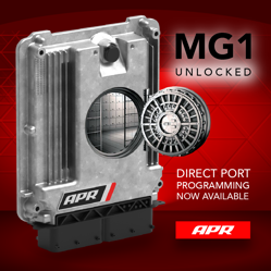 DirectPort Programming Now Available for Bosch MG1 ECUs!