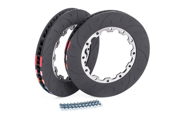 BRK00006 - APR Brakes - 350x34mm 2 Piece - Replacement Rings and Hardware Image