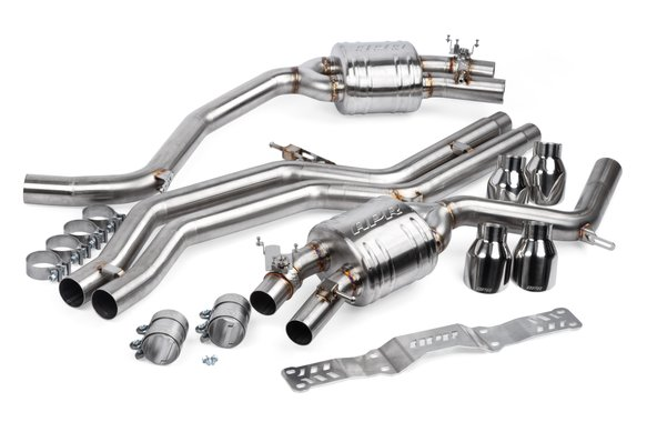 CBK0009 - APR Catback Exhaust System - 4.0 TFSI - C7 S6 and S7 Image