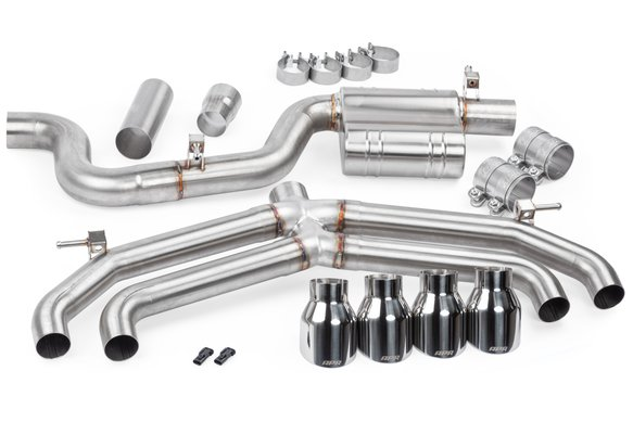 CBK0018 - APR Catback Exhaust System (Valveless) - MK7 Golf R Image