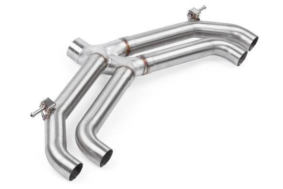 CBK0034 - APR Axleback Exhaust System (Valveless) - MK7.5 Golf R Image