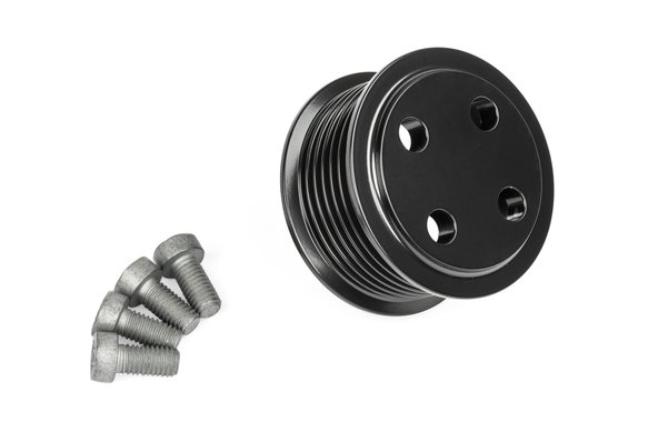 MS100139 - APR Supercharger Drive Pulley - 3.0 TFSI (Gen 2 bolt on) Image