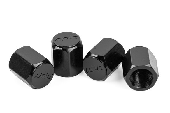 MS100197 - APR Valve Stem Caps - Black Image