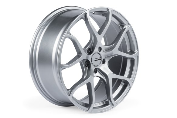 WHL00001 - APR A01 Flow Formed Wheels (19x8.5) (Hyper Silver) (1 Wheel) Image