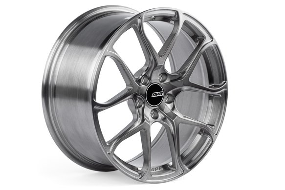 WHL00011 - APR S01 Forged Wheels (18x8.5) (Brushed Gunmetal) (1 Wheel) Image