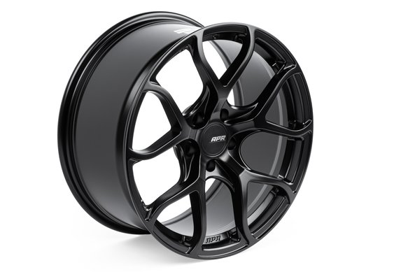 WHL00017 - APR A01 Flow Formed Wheels (18x8.5) (Satin Black) (1 Wheel) Image