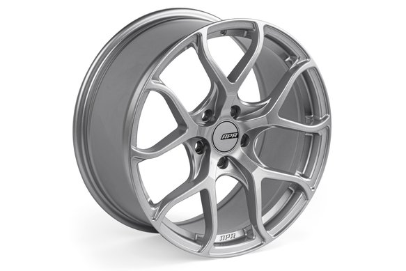 WHL00018 - APR A01 Flow Formed Wheels (18x9.0) (Hyper Silver) (1 Wheel) Image