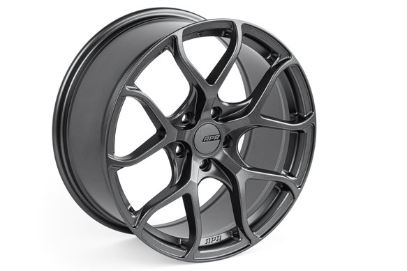 WHL00019 - APR A01 Flow Formed Wheels (18x9.0) (Gunmetal Grey) (1 Wheel) Image