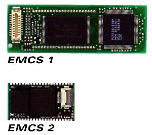 EMCS Modules